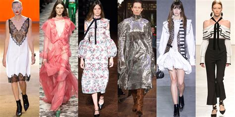 latest trends spring 2016 runway trends spring summer 2016 fashion trends