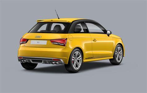 Audi Konfig by Audi S1 Koop Je Voor Net Geen 30 000 Autofans