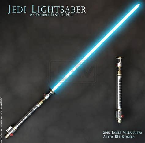 gray jedi lightsaber color bd rogers jedi lightsaber by jamesvillanueva lightsabers