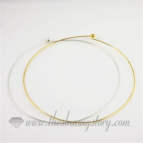 thin steel wire necklaces cord for pendants jewelry wholesale