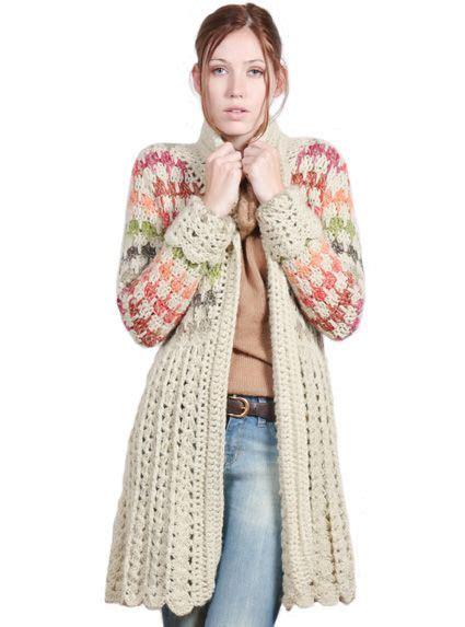 tapado tejido a crochet para mujer tapado de verano las 25 mejores ideas sobre chalecos de lana mujer en