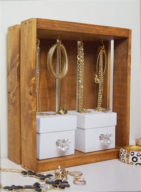 how to make jewelry displays keep your jewelry organized with these lovely 20 diy