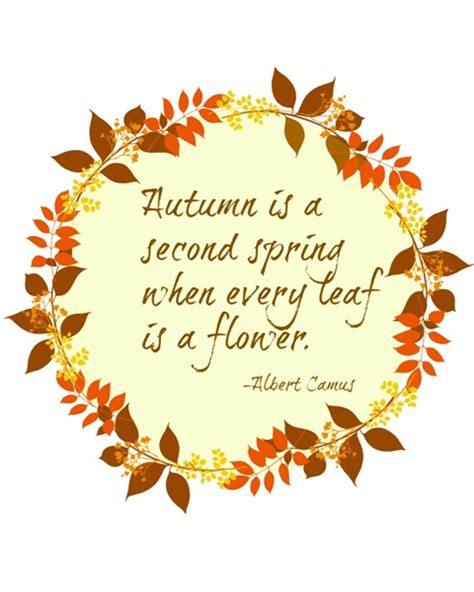 free printable fall flowers welcome autumn quotes quotesgram