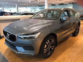 Volvo D4 Xc60 Volvo Xc60 D4 Awd Business Advanced 2018 Osmium Gr 229