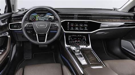 interni audi a6 audi a6 2018 dimensions boot space and interior