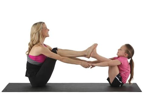 boat pose pilates kristin mcgee yoga partner boat pose kids yoga