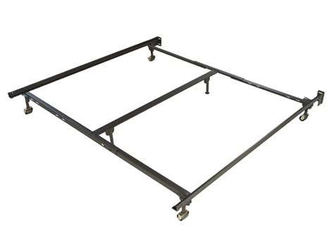 california king metal bed frame hollywood hollywood 3170bl black queen or cal king or
