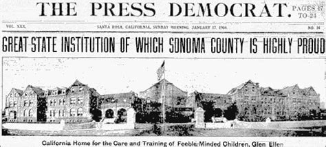history of sonoma county books i see by the papers sonoma county and eugenics
