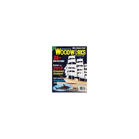 creative woodworking and crafts creative woodworks crafts magazine subscription