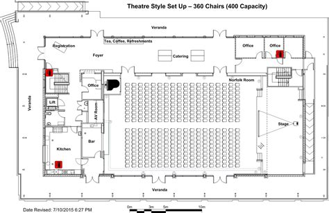 theater floor plans illawarra kiama conference venue floor plan room specs
