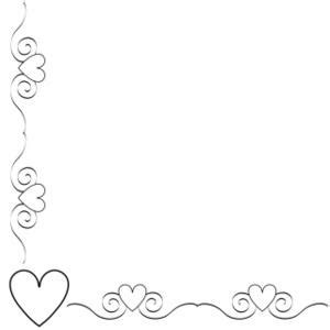 Romantic Borders Clip Art (23+)