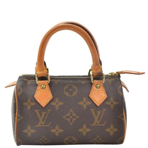 Louis Vuitton Bag From And The City by Louis Vuitton Vintage Mini Speedy City Bag And