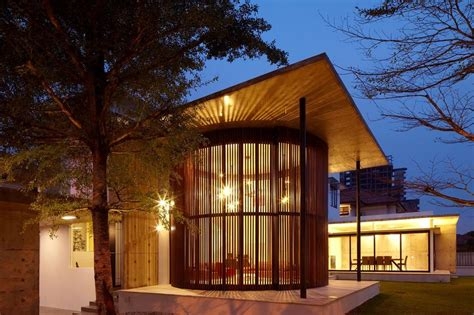 malaysian modern home designs modern home designs curved and stacking louvered glass doors surround room in