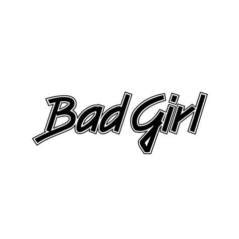Bad Sticker