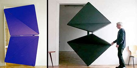 Origami Door - design ideas and tech concepts toxel