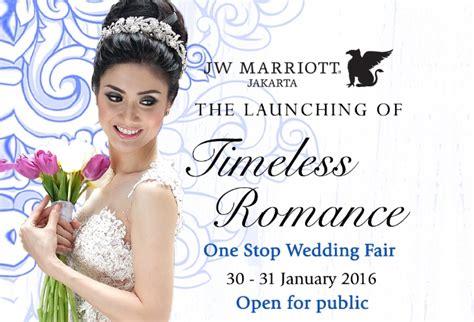 Weddingku Jw Marriott by Pameran Timeless One Stop Wedding Package Di Jw