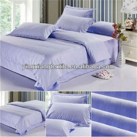 bed sheet materials satin stripe bed sheet and pillow material for home and hotel view high quality bed sheet