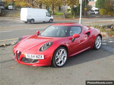 used 2014 alfa romeo 4c for sale in stirling pistonheads