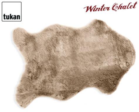 kunstfell teppich tukan kunstfell teppich winter chalet aldi s 252 d