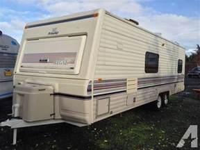 1992 fleetwood prowler regal 26 travel trailer in like