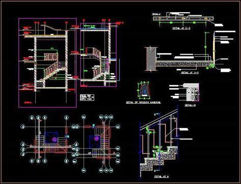 House Lighting Design Software staircase design and railing detail plan n design