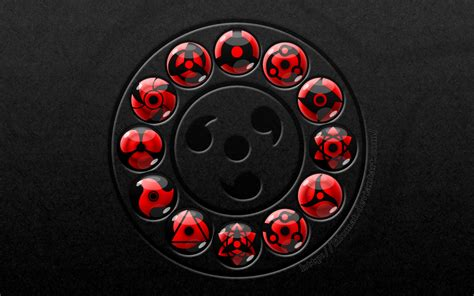 wallpaper bergerak obito sharingan wallpapers wallpaper cave
