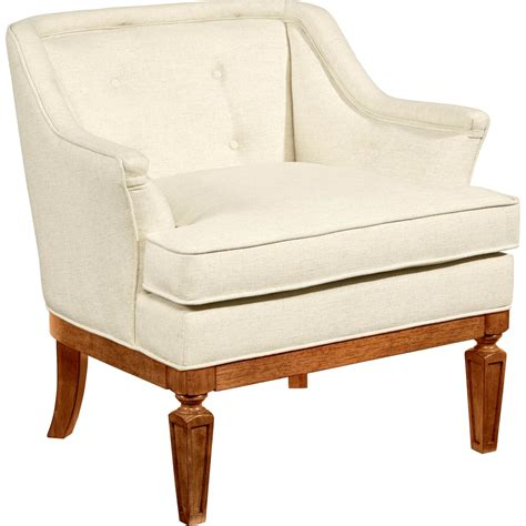 Magnolia Furniture Recliner by Magnolia Home Cotillion Upholstered Chair Ivory Chairs Recliners Home Appliances Shop