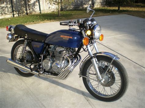 Motorrad Honda 400 Four by Honda Cb400 Four Motorcycle Photo Of The Day