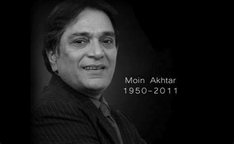 sindhi film stars in bollywood moin akhtar s 5th death anniversary today samaa tv
