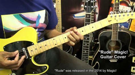 strumming pattern rude magic magic rude guitar strumming lesson link cover reggae