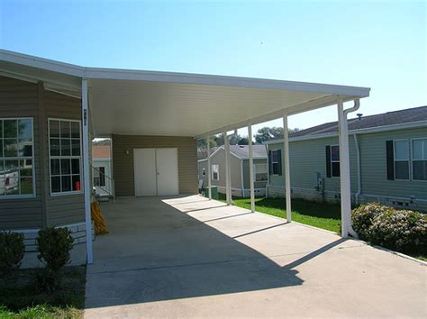 How To Install A Carport how to install a carport us aluminum