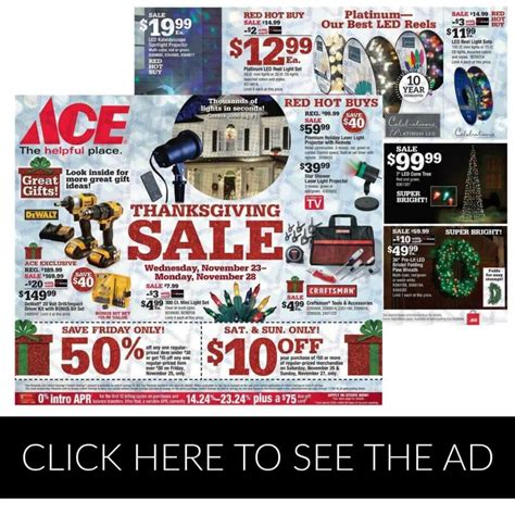 ace hardware online ace hardware black friday ad 2017 ad scans deals