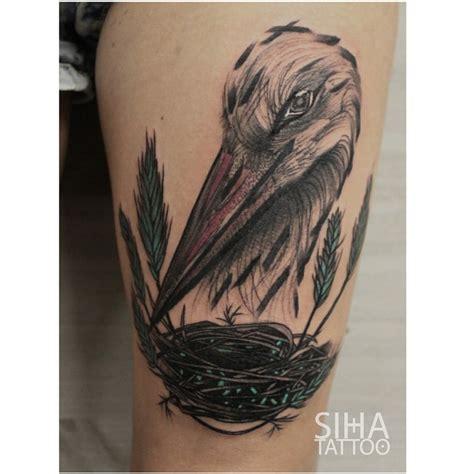 stork tattoos designs a about stork tattoos best ideas gallery