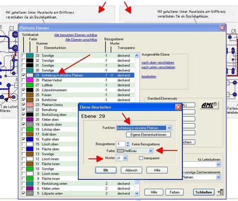 autocad layout anlegen mehrere platinen innerhalb eines projekts target 3001