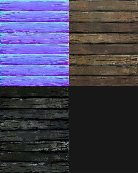 zbursh wooden planks zbrush wood creation http www free3dtutorials materials wood planks tutorial php