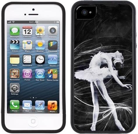 Balet Iphone 5 5s bol ballet danseres handmade iphone 5 5s zwart