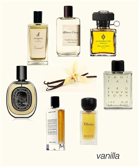 Parfum Shop Vanilla the 25 best vanilla perfume ideas on the