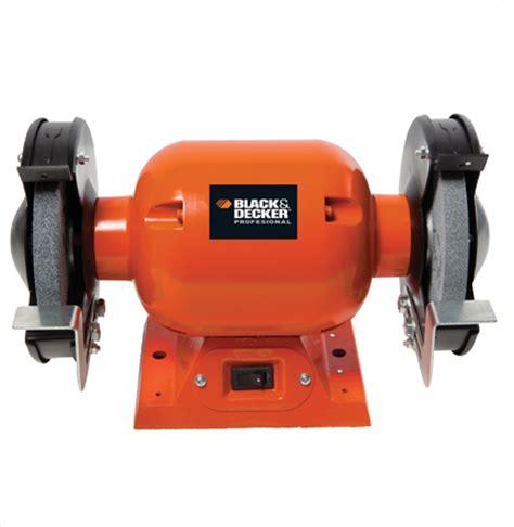 bench grinder wheel types buy black decker bt3600 in bench grinder power input