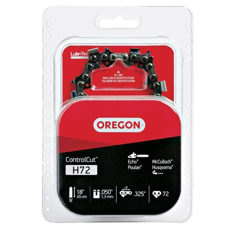 shop oregon 18 in replacement saw chain at lowes