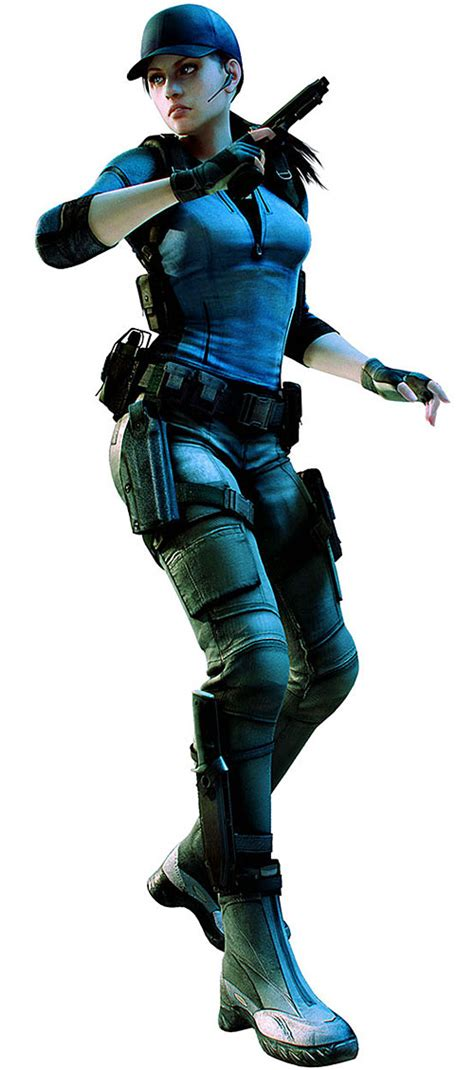 Jill Valentine - Resident Evil - Character Profile - RPG ... Jill Valentine Age