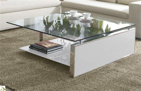 tavolini arredo tavolino con piano in cristallo malibu arredo design