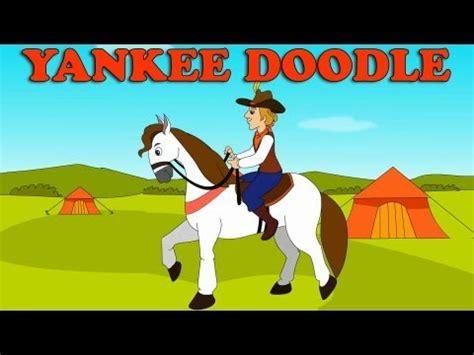 yankee doodle farm indiana yankee doodle nursery rhyme with lyrics vidoemo