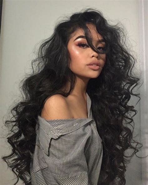 naturally curly hairstyles for black women on pintrist how to grow long luscious natural curls curlyhair com 2018