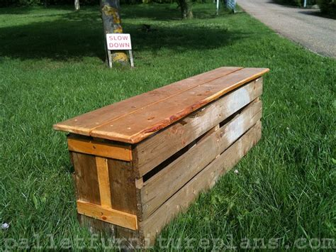 pallet bench plans 15 diy outdoor pallet bench pallet furniture plans