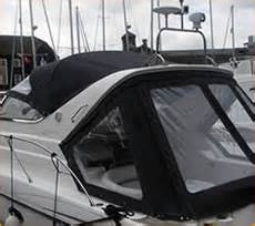 boat canopy thames after