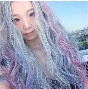 pastel hair colors for in their 30s image 3209063 by taraa on favim com