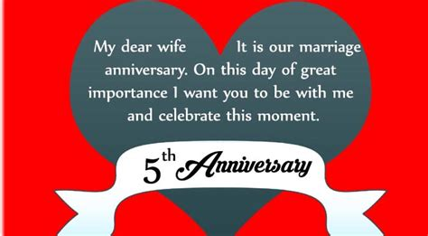 5th Wedding Anniversary Quotes For by 5th Wedding Anniversary Quotes For From Husband