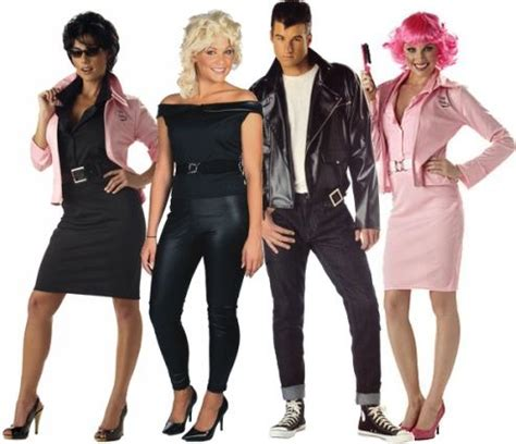 film dress up grease costume ideas google search dress up