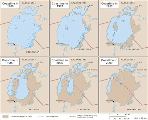 russia map aral sea aral sea the diminishing sea www voyagegroup in
