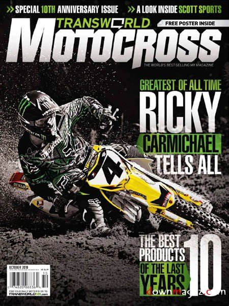 motocross magazine transworld motocross october 2010 187 pdf